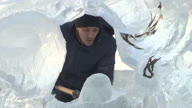 (HZ) China Ice Sculpture
