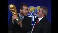 SNTV Soccer Brazil Dunga