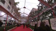 Entertainment US Golden Globe Arrivals- raw