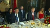 US Trump Xi Dinner (CR)