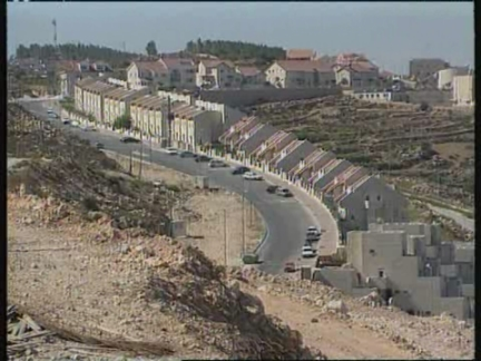 MIDDLE EAST/USA: ISRAELI WEST BANK BUILDING PLANS CRITICIZED BY US