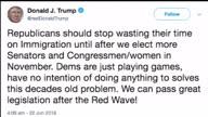 US Congress Reaction (Lon NR)