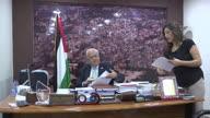 West Bank Erekat