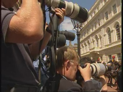 UK: RELATIONSHIP BETWEEN THE MEDIA & THE ROYAL FAMILY