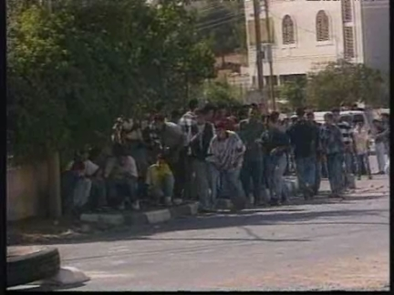 WEST BANK/GAZA: HAMAS SUPPORTERS STAGE PROTEST MARCHES (2)