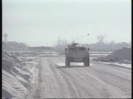 Bosnia - Situation