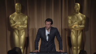 Entertainment US Oscar Nominees 2