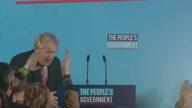 UK Johnson Speech