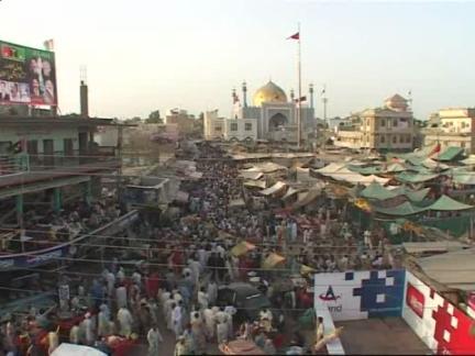 (HZ) Pakistan Sufis