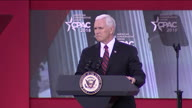 US CPAC Pence (CR)