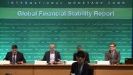 IMF  GLOBAL FINANCIAL STABILITY REPORT