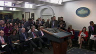 US White House Briefing