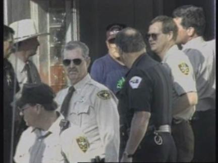 USA: OKLAHOMA CITY BOMBING: TIMOTHY MCVEIGH CHARGED