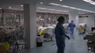 Spain ICU Virus