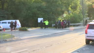 US Aretha Franklin Funeral Exteriors
