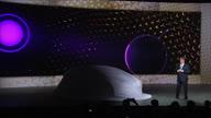 (HZ) US CES Toyota Unveil