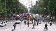 Mexico Strike