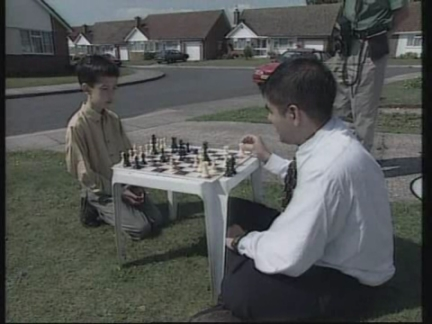 UK: 8 YEAR OLD CHESS CHAMPION