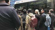 Sydney Train Travel Chaos