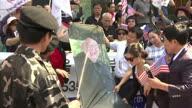 SKorea NKorea Rally
