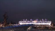 Entertainmen UK Olympics Opening