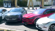 US CA Gas Powered Car Ban