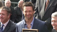 Entertainment FILE Hugh Jackman