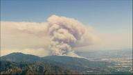 US CA Wildfire (NR Lon)