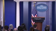 US WH Sanders Briefing (Lon NR)