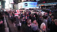 US NY Trump Protest (NR Lon)