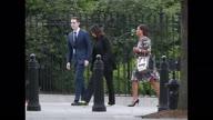 US Kim Kardashian White House