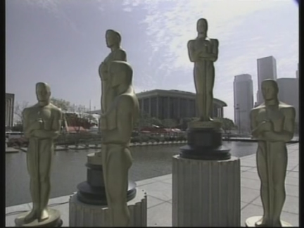 USA: OSCARS: PREPARATIONS