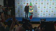 Teen Choice Awards 2014 Press Room