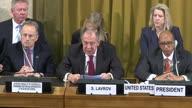 Switzerland Lavrov Disarmament