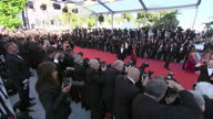 France Cannes Closing Carpet