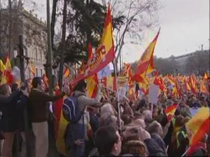 Spain Demo 4