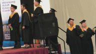 56-year-old man graduates high school