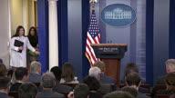 US WH Briefing (NR Lon)