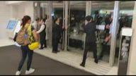 HK Riot Police Broke Into Mall