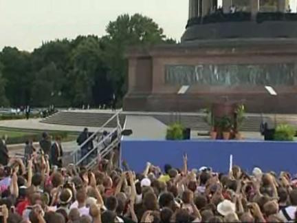Germany Obama Speech 2