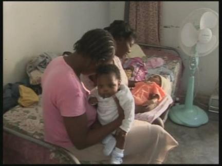 UNifeed Haiti Women in Prison