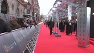 UK BAFTA Scene