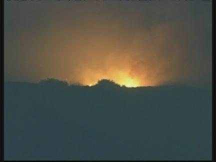 US Brushfires 2