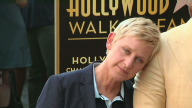 Entertainment FILE Ellen DeGeneres