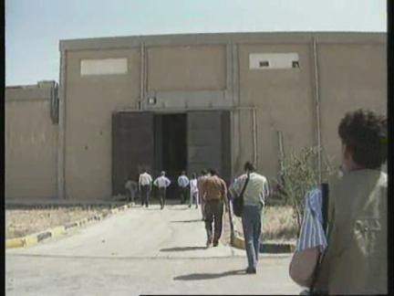 Iraq - UN Teams Secretly Destroy Bio Factory