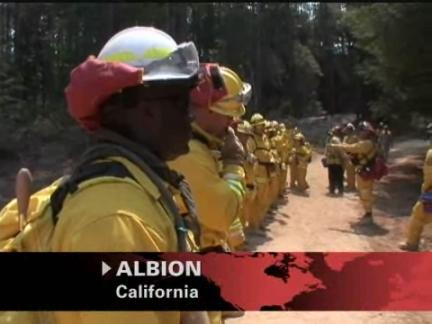 DV CA Fire Training