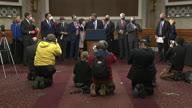 US Senate Virus Relief Briefing