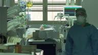 Italy Virus Hospital