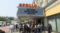 US Aretha Franklin Apollo