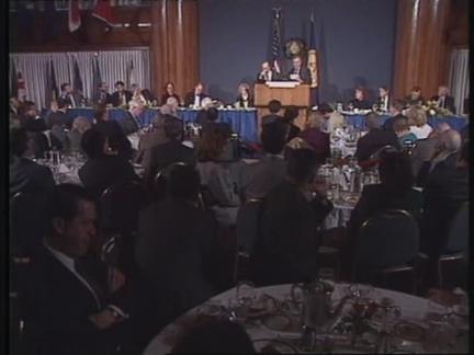 USA: WASHINGTON: WILLIAM PERRY IRAN WARNING